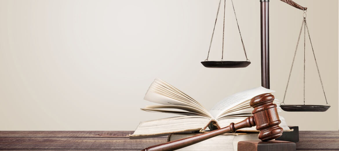 Balance, Gavel, and Book for Law